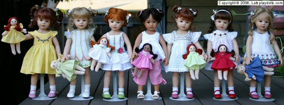Dolls Collection Collection of Dolls by